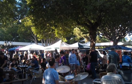 "שוק הפשפשים 'Melrose Trading Post flea market' / מלרוז לוס אנג'לס ארה""ב"